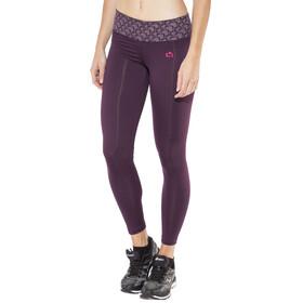 E9 Leg Art lange broek Dames violet